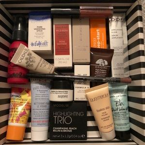 Other - Huge Beauty and Skin Care Box